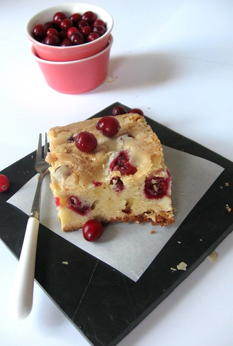 Cranberry bar - single serve