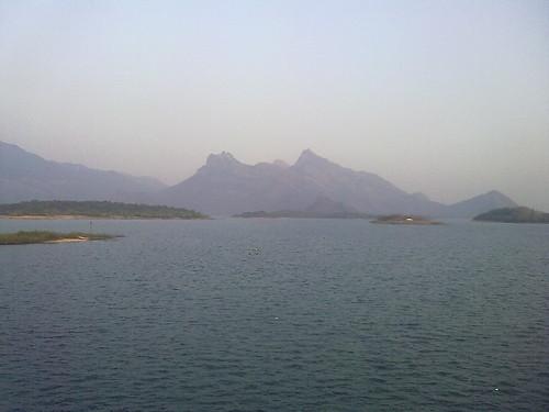 Malampuzha Reservoir - Palakkad
