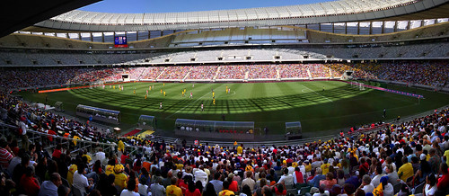 Cape Town Stadium panorama por warrenski.