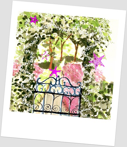 Pink-Saturday-The-Secret-Garden-Image