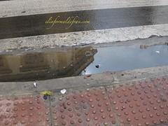 Pasos de peatones o piscinas públicas