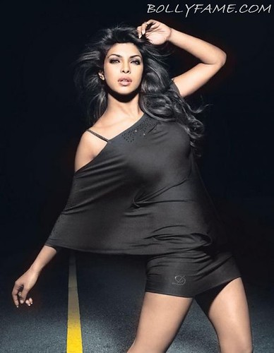 Indian actress Priyanka Chopra
