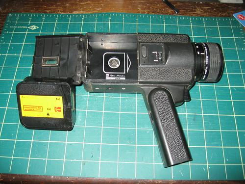 Video Camera - Back