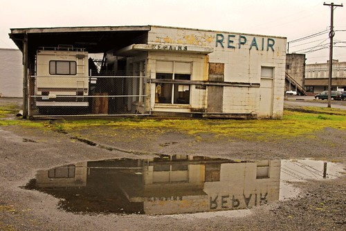 Repair Shop, Raymond WA
