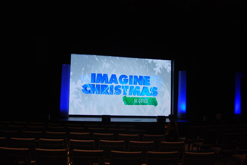 Imagine Christmas Viewing Party