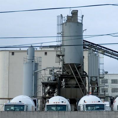 Polyurea coatings concrete