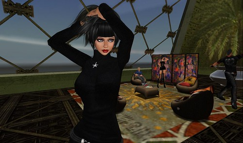 raftwet jewell in second life virtual world