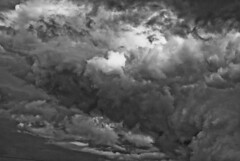 Storm (William Elder) Tags: blackandwhite bw storm art nature modern clouds reflections death nikon noiretblanc fineart style romance best d200 fa darkclouds greyscale fineartphotography thunderstorms avantgarde whiteandblack williamelder austinphotoartist