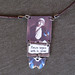 mother teresa quotation necklace