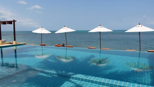 Koh Samui Mimosa Resort-Pool コサムイ ミモザリゾート6