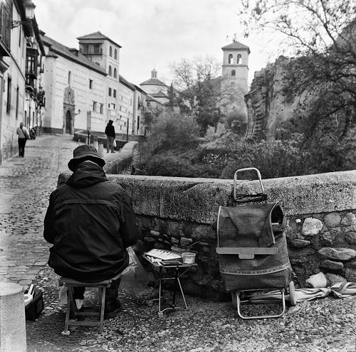 Painting Granada