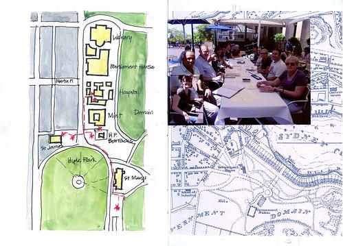 100227 Sketchcrawl 20_09 Map
