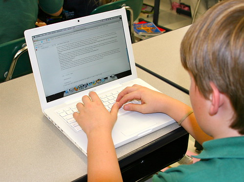 Day 41: Laptops in the Classroom by ctkmcmillan, on Flickr
