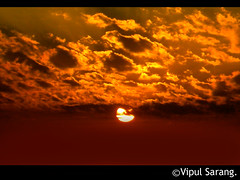 Sunset at Matheran (vipul sarang) Tags: sunset india maharashtra matheran vipulsarang sunsetatmatheran