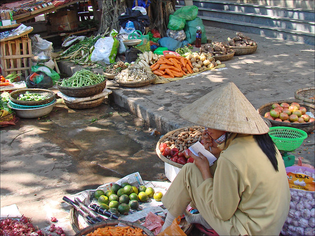 le marché (Hoi An)