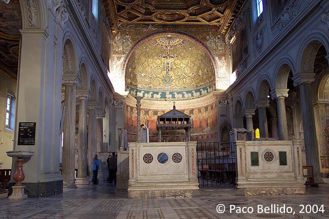 Basílica de San Clemente. © Paco Bellido, 2004