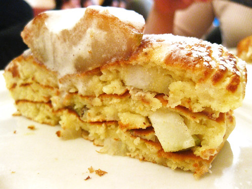 Tribute to Pancake Month with Clinton St. Bakery |