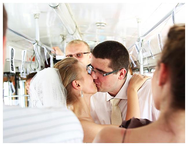 Anna & Marcin – tramwaj