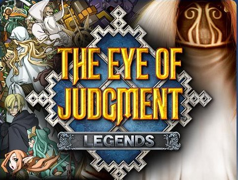 The Eye of Judgment Legends Banner