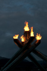 DSC_5058 (the PhotoPhreak) Tags: winter vancouver whistler fire symbol flame olympic cauldron 2010 paralympic