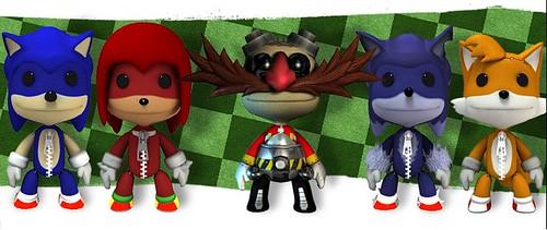 LittleBigPlanet: Sonic Gang
