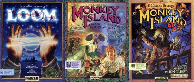 LucasArts Games 02
