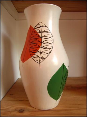 new 1950s vase