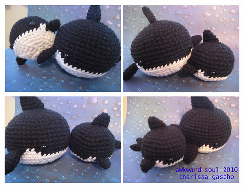 32+ Wonderful Crochet Whale Pattern - crochetnstyle.com | 396x500