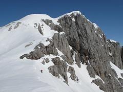 Cerca de la cumbre, el momento cumbre (Edu Astu) Tags: de europa nieve invierno picos 2010 esqui picosdeeuropa valdeon bermeja