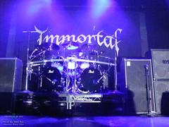 Immortal - The Avalon Hollywood - 04/02/10 (nuclearblastusa) Tags: immortal avalon