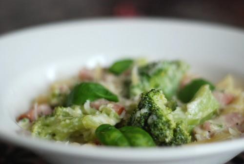 singi-brokkoli pasta