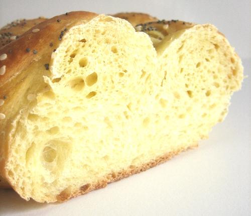 Fetta di PanBriosche con Pasta Madre