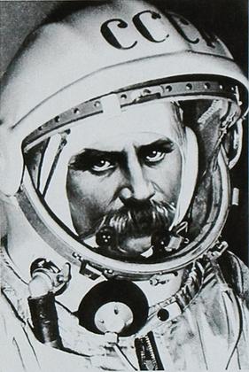 Тарас Шевченко - первый космонавт