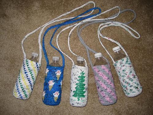 Recycled Water Bottle Carriers2