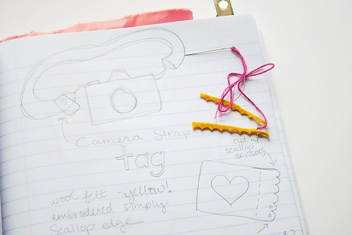 camera strap tab idea