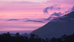 (dav) Tags: morning trees sky mountain clouds sunrise landscape dawn asia purple calm easttimor gt40 giap canonef70200mmf28lis canon450d dav