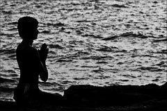 Prayer by the Sea