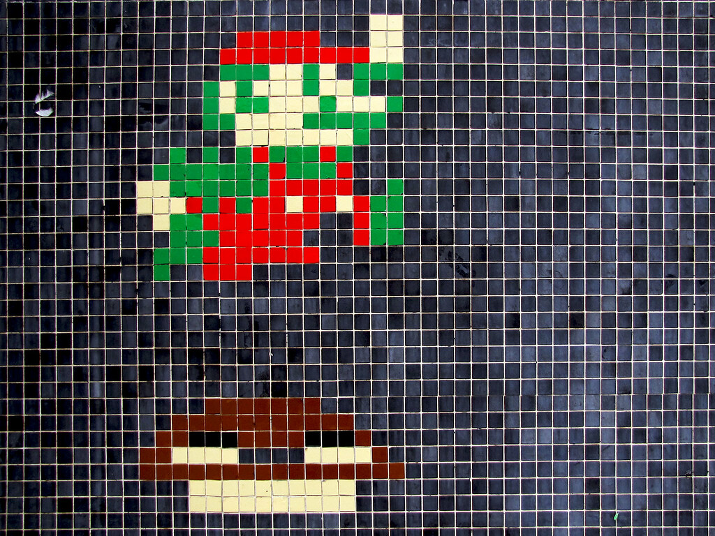 The Worlds Newest Photos Of Mario And Mosaique Flickr