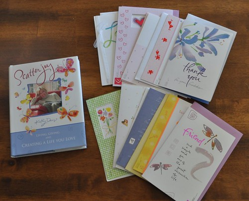 Kathy Davis book and greeting cards