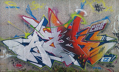 Belgium #1 (AZEK one) Tags: brussels wild urban france art colors wall writing painting graffiti paint belgium belgique couleurs tag bad murals bruxelles style az tags peinture clean solo hiphop lec cz graff toulouse aerosol burner burners spraycan dsk stane 2011 lcf coloms aien asek azek lecrew kingsofgraff azekone azeker