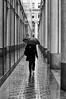 Rainy day woman (Brandon Doran) Tags: sanfrancisco california blackandwhite woman usa rain architecture umbrella delete2 save3 save7 save8 delete save save2 financialdistrict save9 save4 save5 save10 save6 fav10 save11 savedbythehotboxuncensoredgroup dsc9708edit bdpstreet