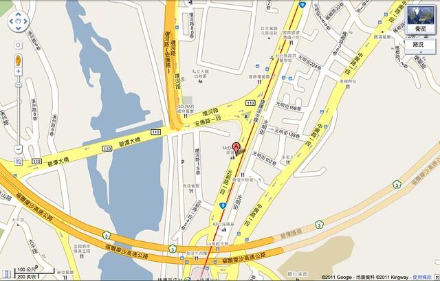 北新路麥當勞 - Google 地圖