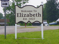 Welcome to Elizabeth, West Virginia