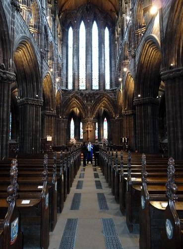 Choir, Glasgow Cathedral