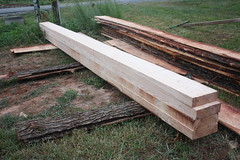 img_0968 (highest_vision) Tags: logging hemlock beams structural timbers hobnob deepgap westernnorthcarolina sustainableforestry draftwood restorativeforestry