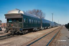 California Special (joemcmillan118) Tags: texas lubbock santafe passengertrain no75 businesscar423
