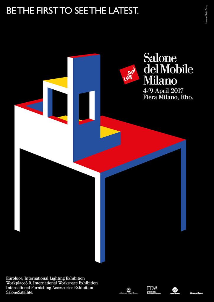 Salone del Mobile.Milano 2017 - ADV campaign