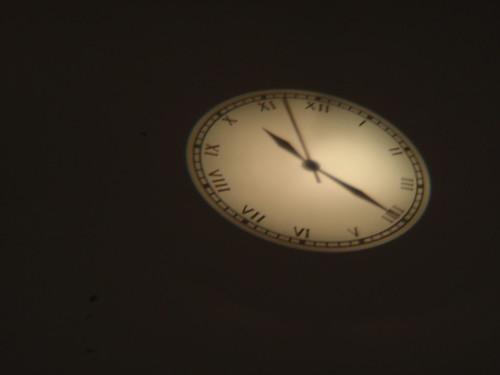 你拍攝的 【μ8000】時間滴答走。
