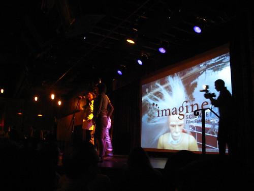 Imagine Science Film Festival