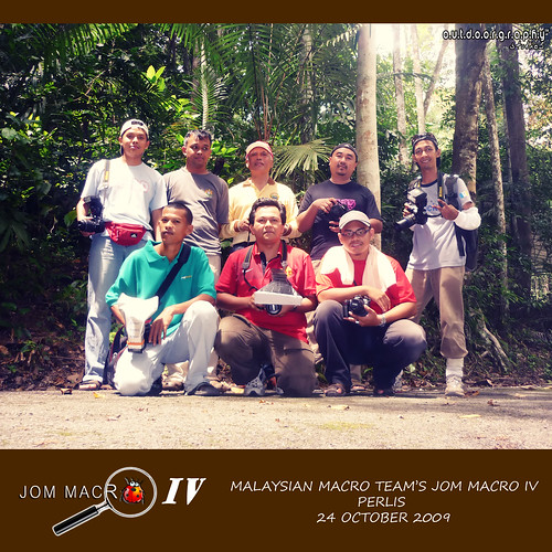 Malaysia Macro Team's JOM MACRO IV (by Sir Mart Outdoorgraphy™)